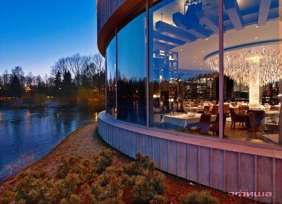 Ресторан Il lago dei cigni - фотография 1