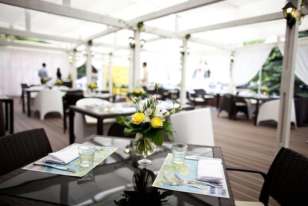 Ресторан Serafina - фотография 11