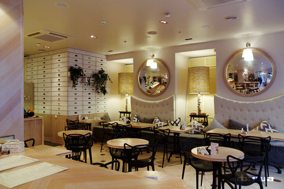 Ресторан Bistronomia - фотография 11
