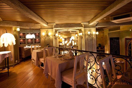 Ресторан Золотой козленок - фотография 16