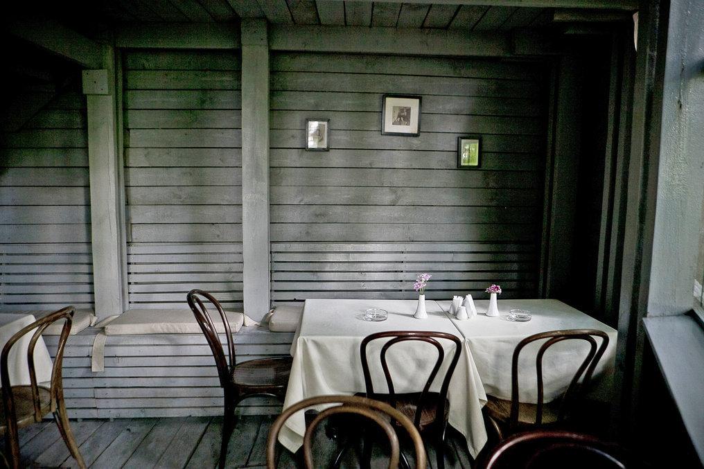 Ресторан Мадам Галифе - фотография 7