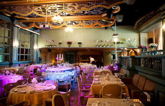Ресторан Чаплин-холл - фотография 8