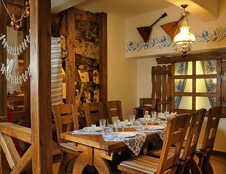 Ресторан Борщ & Сало - фотография 10