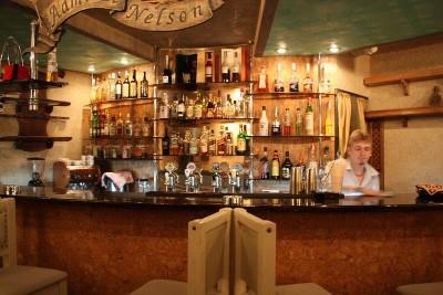 Ресторан Адмирал Нельсон - фотография 11 - Бар