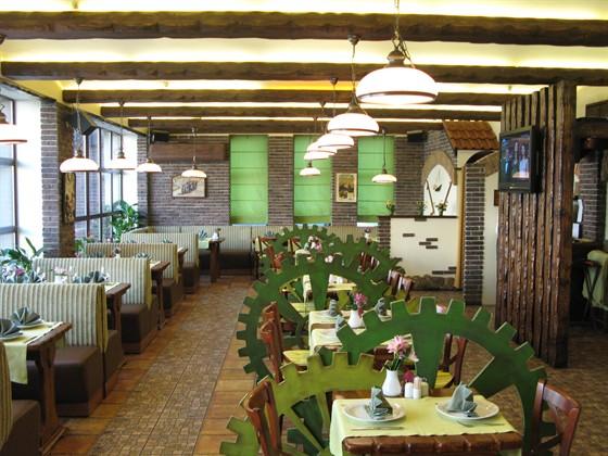 Ресторан Альпийская терраса - фотография 8