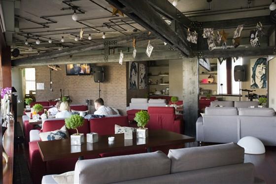 Ресторан Tutti i giorni - фотография 5 - 3 этаж