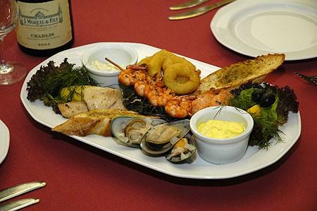 Ресторан Сфинкс - фотография 9