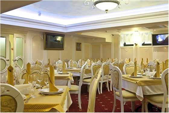 Ресторан Нардин - фотография 15 - Банкетный зал