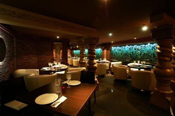 Ресторан Тройка - фотография 12 - Малый зал