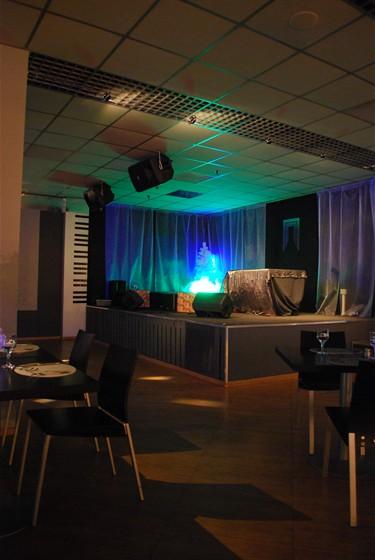 Ресторан Портал - фотография 11 - Сцена