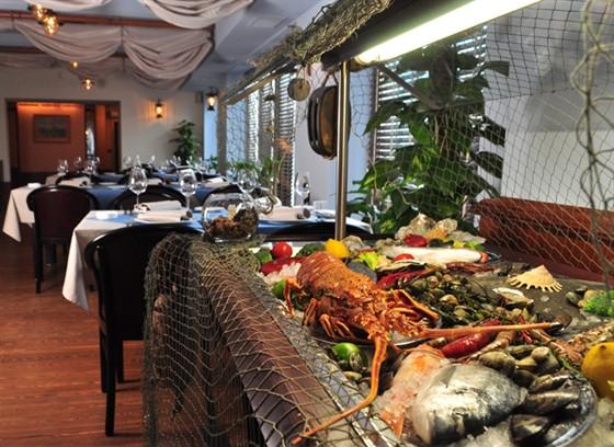 Ресторан Фрегат - фотография 5