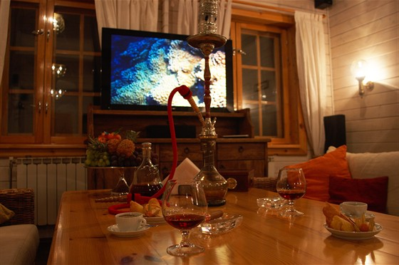 Ресторан Буревестник - фотография 11 - Ресторан яхт-клуба Буревестник