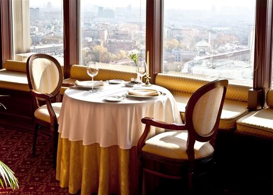 Ресторан Панорама - фотография 9