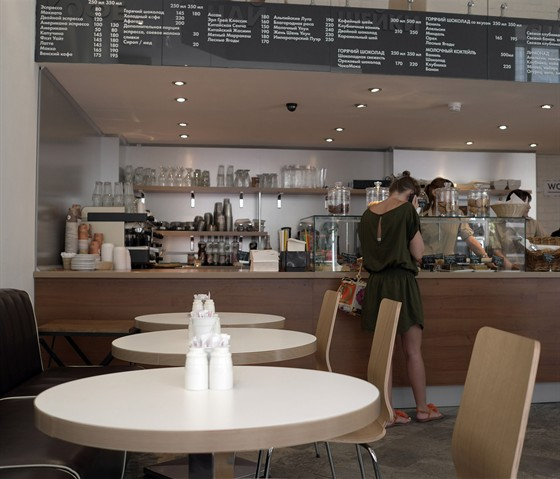 Ресторан Lunchbox - фотография 1