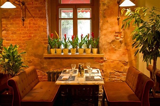 Ресторан Оливетта - фотография 39