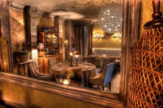 Ресторан Modus Café - фотография 12