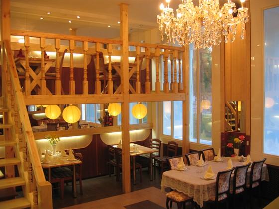 Ресторан Белые ночи - фотография 1