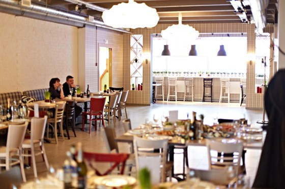 Ресторан Фабрика домашней еды - фотография 4