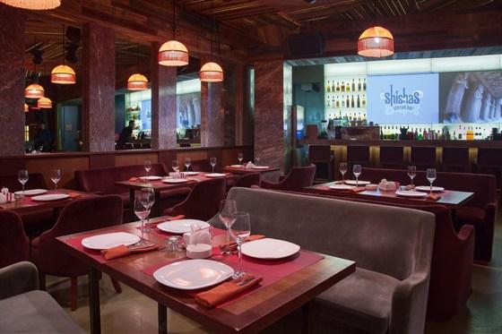 Ресторан Shishas Sferum Bar - фотография 4