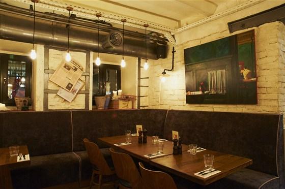 Ресторан Fornetto Bar & Pizza - фотография 15