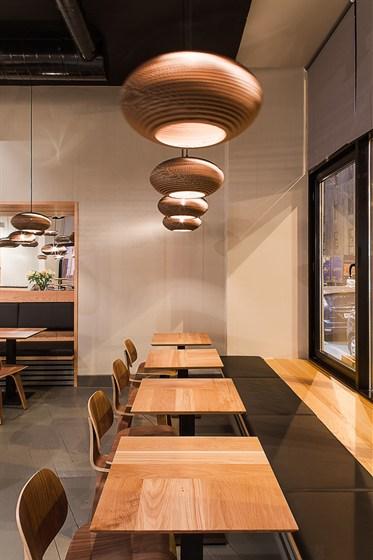 Ресторан Bonch - фотография 3 - Интерьер Bonch Coffee Bar