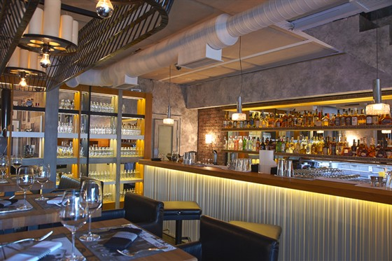 Ресторан Soholounge - фотография 2