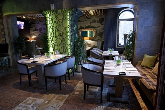 Ресторан Мята - фотография 3