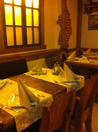 Ресторан Аршин - фотография 1