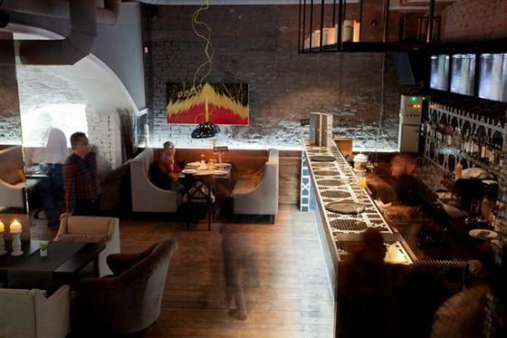 Ресторан Публика - фотография 7