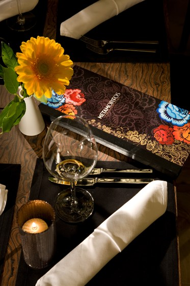 Ресторан Метаморфоз - фотография 5 - Metamorfos