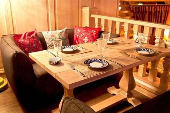 Ресторан Торне - фотография 21