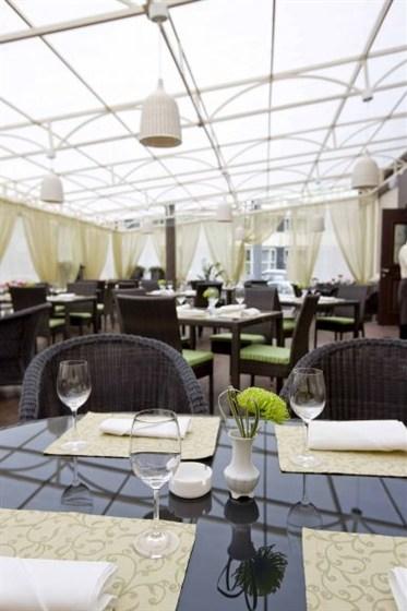 Ресторан La Serenata - фотография 11 - Веранда