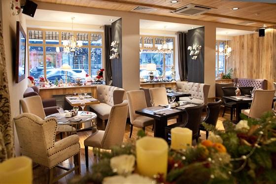 Ресторан Тепло - фотография 1