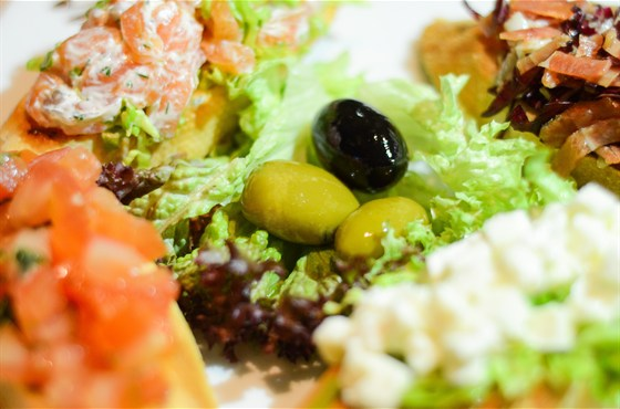 Ресторан Труффальдино - фотография 8