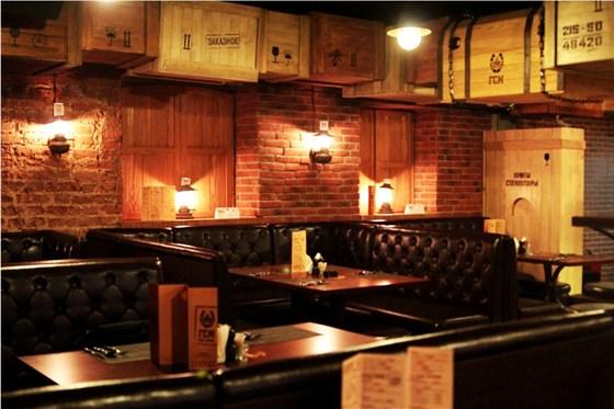 Ресторан ГСМ - фотография 2 - ГСМ БАР