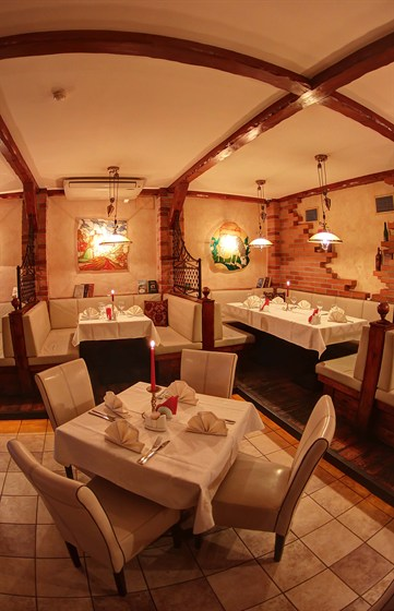 Ресторан Белая лошадь - фотография 8