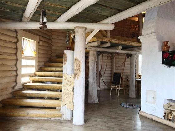 Ресторан Трапезная - фотография 8 - 1 этаж