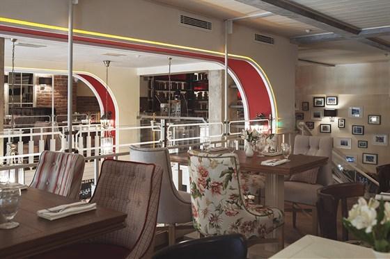 Ресторан Insolito - фотография 7
