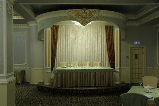 Ресторан Султанат - фотография 33 - Банкетный зал