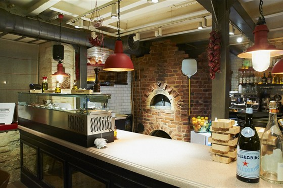 Ресторан Fornetto Bar & Pizza - фотография 4