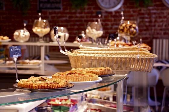 Ресторан Брусника - фотография 4