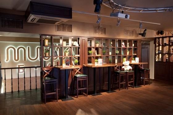 Ресторан Мишки - фотография 3 - 2 этаж