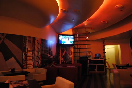Ресторан Бенто - фотография 1 - НЕкурительный зал на 2-м этаже.