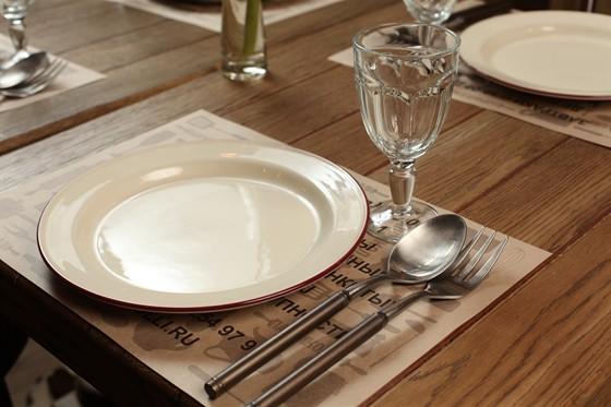 Ресторан Paprikolli - фотография 13 - Классные приборы в Паприколли