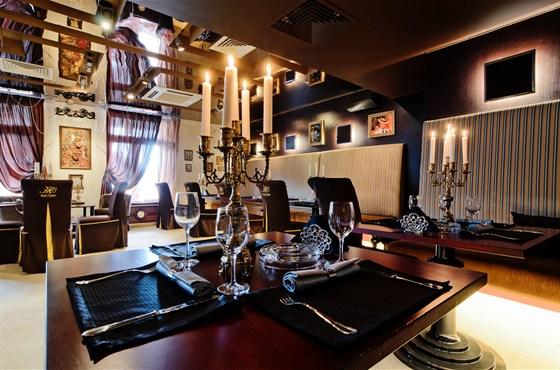 Ресторан Haute Couture  - фотография 17 - Зал 2