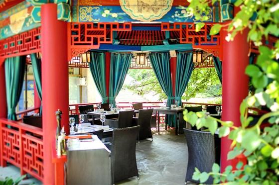 Ресторан Оранжерея - фотография 7