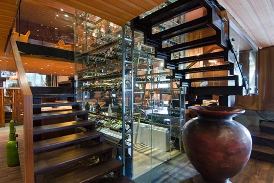 Ресторан Bamboo.Bar - фотография 28