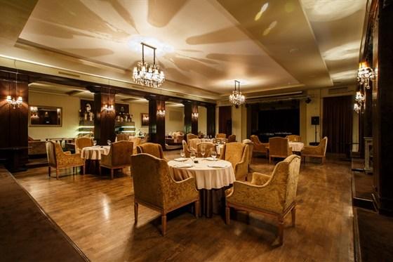Ресторан Архитектор - фотография 3 - основной зал