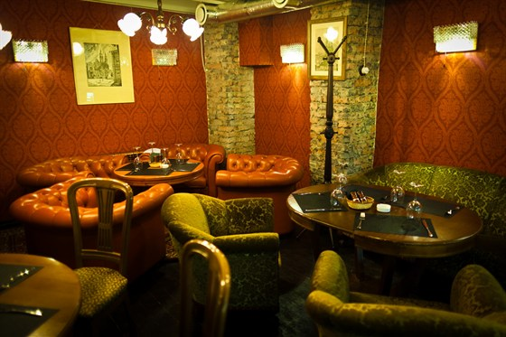 Ресторан Библиотека - фотография 3