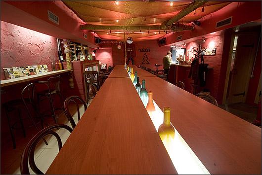 Ресторан Виносыр - фотография 3